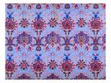 Floral Patterned Wallpaper Giclée-tryk af William Morris