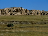 Landscape in Badlands National Park Photographic Print by Layne Kennedy