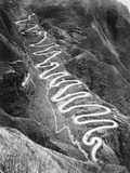 The Burma Road Reproduction photographique par  Bettmann