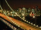 San Francisco Bay Bridge Photographic Print by Bob Rowan