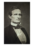 Confederate States President Jefferson Davis as Young Man Reproduction procédé giclée par  Bettmann