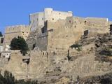 Castle Fort of Santa Severina Fotografie-Druck von S. Vannini
