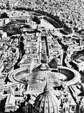 Vatikanstadt Fotografie-Druck von  Bettmann
