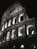 Bueganger i Colosseum Fotografisk trykk av  Bettmann