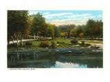Lincoln Park, Duluth,  Minnesota Kunstdrucke