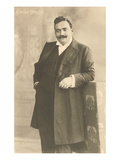 Photo of Enrico Caruso Kunstdruck