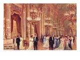 Teatro dell'Opera di Parigi Poster