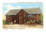 Walker Tavern, Brooklyn, Michigan Julisteet