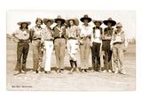 Montana Cowgirls Láminas