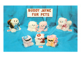Buddy Jayne Fur Pets Posters