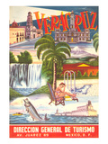 Poster for Veracruz, Mexico Prints