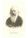 Photograph of Johannes Brahms Prints