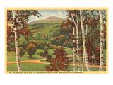 Mt. Washington, White Mountains, New Hampshire Poster