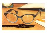 Eyeglass Frames Póster