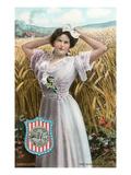 Minnesota Belle Poster