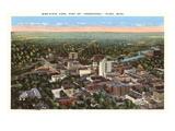 Downtown Flint, Michigan Poster