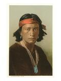 Navajo Boy Art