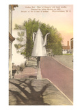 Big Coffee Pot, Winston-Salem, North Carolina Posters