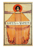 Votes For Women, 1911 Reproduction procédé giclée