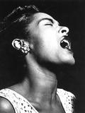 Billie Holiday (1915-1959) Fotografisk tryk