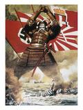 World War Ii: Poster Giclée-tryk