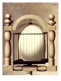 Magritte: Elective Giclee Print by Rene Magritte