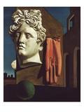Le Chant D'Amour, 1914 Giclee-trykk av Giorgio De Chirico
