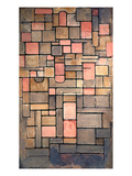 Mondrian: Composition Giclee Print by Piet Mondrian