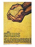 Soviet Poster  1957