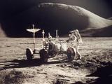 Apollo 15, 1971 Fotografie-Druck