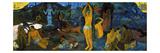 Gauguin: Painting, 1897 Giclée-tryk af Paul Gauguin