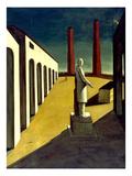 Chirico: Enigma, 1914 Giclée-Druck von Giorgio De Chirico