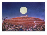 Max Ernst: The Whole City Giclée-vedos tekijänä Max Ernst