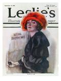Women Voting, 1920 ジクレープリント