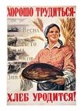 Russia: Collective Farm