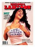 National Lampoon, August 1989 - Wet T-Shirts, This T-Shirt Offends Women Lámina