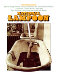 National Lampoon, November 1972 - Decadence Issue Posters