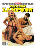 National Lampoon, January 1981 - Excess: Sex and Impotence Posters