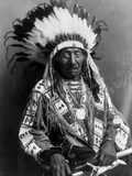 Red Cloud (1822-1909) Photographic Print