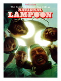 National Lampoon, May 1975 - The Nations Number One Killer: Monster Surgeons Affiches