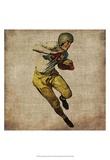 Vintage Sports III Posters par John Butler