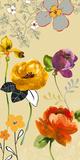 Paint Line II Kunst von Sandra Jacobs