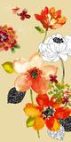Paint Line I Poster von Sandra Jacobs