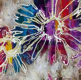 Floral Kick I Plakater af Bridges,