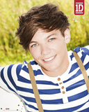 One Direction-Louis Posters