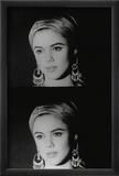Screen Test: Edie Sedgwick, c.1965 Poster von Andy Warhol