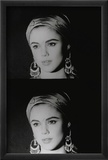 Screen Test: Edie Sedgwick, c.1965 Póster por Andy Warhol