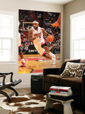 Phoenix Suns v Miami Heat: LeBron James Prints by Victor Baldizon