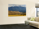 Medano Creek in Great Sand Dunes National Park and Preserve Posters by Stephen Saks