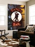 Tango Bar Sign, Buenos Aires, Argentina Prints by Demetrio Carrasco
